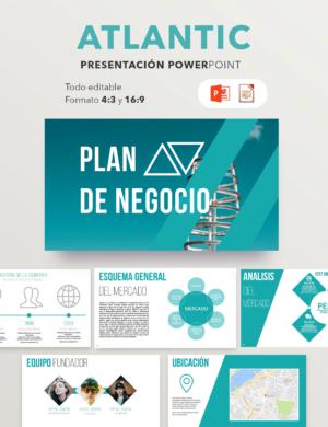 Presentaciones de planes de negocio